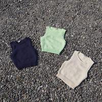 paloma wool -JIGGLYPUFF- soft cotton knitted tank top