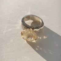 Atlica  rutile  quartz ring