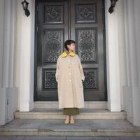 MINJUKIM mohai coat(beige)
