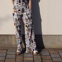 kotohayokozawa Print Pants
