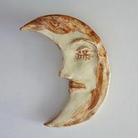 ACCIDENTE CON FLORES  - MOON DOS - ceramic