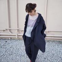 MALKA MOMA relax jacket(linen)