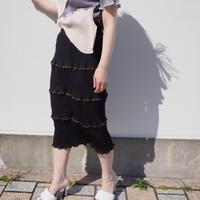 kotohayokozawa todo pleats skirt