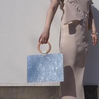 RESPIRO STUDIO - SIENNA BAG -pale blue