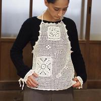 ACCIDENTE CON FLORES - ANNA - handmade knit pullover