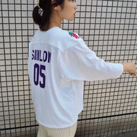 SIIILON rose t-shirt