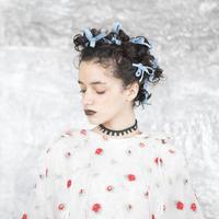 SIIILON flower blouse