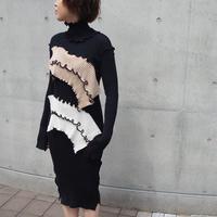 kotohayokozawa rib knit dress