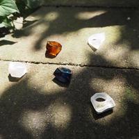 SUSHIKATTEN glass ring