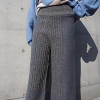 INEXCLSV flare pants -KATY-