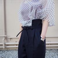 MALKA  MOMA  凹pants(linen)