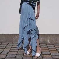YCH pleated skirt