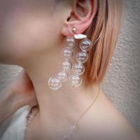 foa bubble earring