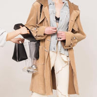 KOTOHA YOKOZAWA  fooded coat