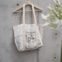 ACCIDENTE CON FLORES  × FORNET DE LA SOCA - bakery bag -