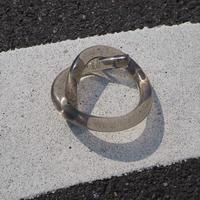 Corey Moranis thick knot bracelet