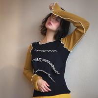 【KOTOHA YOKOZAWA】by color knit