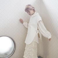 naokitomizuka -flower print vest-