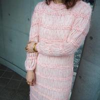 SIIILON silent knit dress