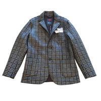 【BOB】ボンディングチェックジャケット MORO/072701122