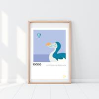 Dodo   A2 Poster
