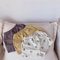 3color ミッキー柄ショートパンツ(1293)