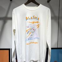 アラスカロンT ヴィンテージ WHITE