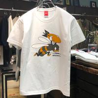 ミサイルハチさんTシャツ