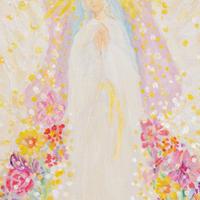 チャリティポストカード /祈る聖母マリア