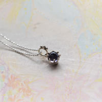 Milk Clown Necklace  -Iolite/チャームのみ-