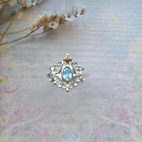New Only One!心を繋ぐ種-Apatite- Ring