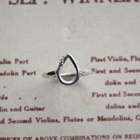 Only one! Drop wreath Ring -滴のリースの指輪-
