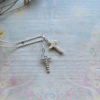 New !2WAY Cross Pendant Top  /mini