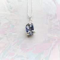 Only One!GemStone Necklace  -Iolite/11-