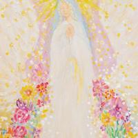 祈る聖母マリアポスター※受注後印刷