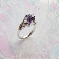 Gemstone Ametyst Ring -13-/'21soranotane