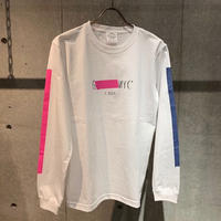 【GOTHAM NYC】ロングTシャツ ホワイト