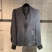 【Custom Culture】サンドウォッシュキュプラ MA-1 ブラック
