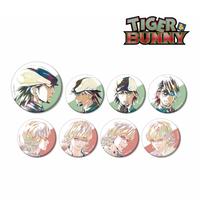TIGER & BUNNY トレーディング Ani-Art 缶バッジ 8個入りBOX