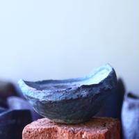 joint pot   安西桂   ×   安西岳郎   親子鉢〝土の子″    no.50310