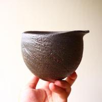 安西桂 〝土の子″ 鉢   no.033