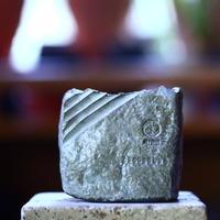 N/OH     石コロ鉢  (ブルーグレー釉)  XS   no.100424