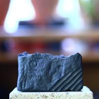 N/OH     石コロ鉢  (リッチブラック)  XS   no.100411