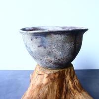 安西桂 〝土の子″ 鉢   no.025