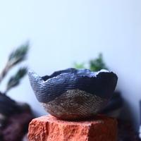 joint pot   安西桂   ×   安西岳郎   親子鉢〝土の子″    no.52410