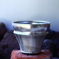 Yuta  Uchida 〝silver  rust″   /   humanity pot       no.42546