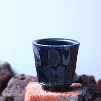 Tadao  Akutsu 〝瑠璃油″   /   humanity pot       no.51015
