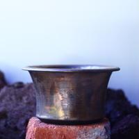 Yuta  Uchida 〝gold  rust″   /   humanity pot       no.42539