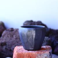 Yuta  Uchida 〝black  rust″   /   humanity pot       no.42556