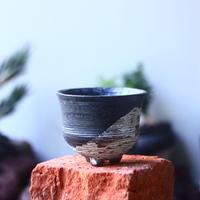 joint pot   安西桂   ×   安西岳郎   親子鉢〝土の子″    no.52417